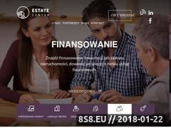 Miniaturka domeny estatecenter.pl