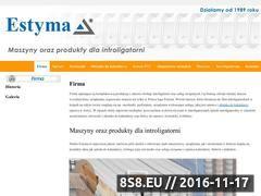 Miniaturka domeny www.estyma.eu