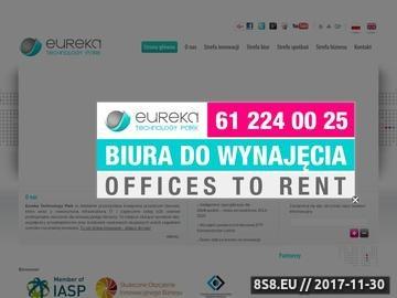 Zrzut strony Biuro wynajem Poznań