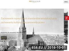 Miniaturka domeny eurekafinanse.pl