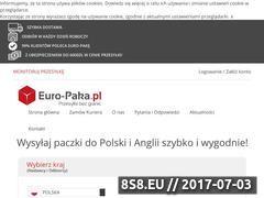 Miniaturka domeny euro-paka.pl