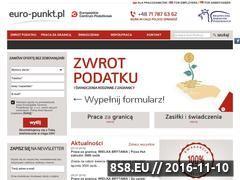 Miniaturka domeny www.euro-punkt.pl