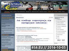 Miniaturka euro-szkolenia.edu.pl (Kursy i szkolenia zawodowe)
