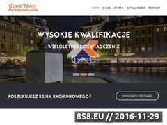 Miniaturka domeny euro-team-group.com