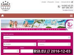 Miniaturka domeny www.euro.travel.pl