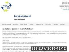 Miniaturka domeny www.euroautogaz.pl
