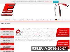 Miniaturka domeny www.euroban.pl