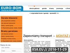 Miniaturka domeny eurobom.pl