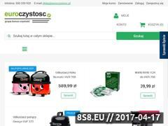 Miniaturka domeny euroczystosc.pl