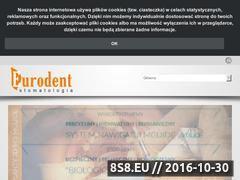 Miniaturka domeny www.eurodent.net.pl