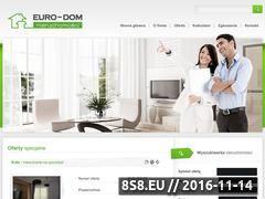 Miniaturka domeny eurodomkolo.pl