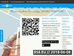 Miniaturka eurofoto.com.pl (Wywoływanie zdjęć przez internet)
