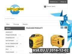 Miniaturka domeny euroimpex-serwis.istore.pl