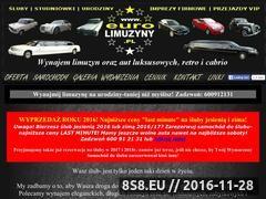 Miniaturka domeny eurolimuzyny.pl