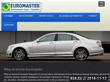 Zrzut strony Klimatyzacja samochodowa - Euromaster
