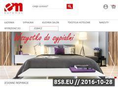 Miniaturka domeny www.euromat.com.pl