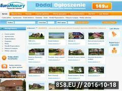 Miniaturka domeny www.euromazury.pl