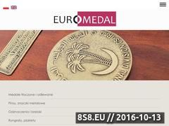 Miniaturka domeny euromedal.pl
