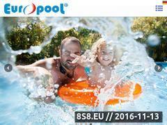 Miniaturka europool.pl (Baseny ogrodowe i wanny spa)