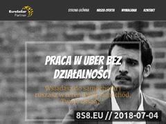 Miniaturka euroseller.pl (Jak zostać kierowcą Ubera)