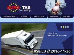 Miniaturka Firma zajmująca się zwrotem podatku VAT z UE (eurotax-consulting.pl)
