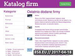 Miniaturka domeny www.euroteczki.pl