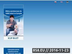 Miniaturka domeny www.euroticket.pl