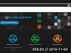 Miniaturka domeny www.eusystem.pl