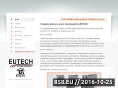 Miniaturka domeny eutech.com.pl