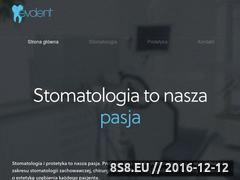 Miniaturka domeny www.evdent.pl
