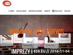 Miniaturka domeny eventserwis.com.pl