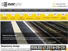 Miniaturka domeny www.evergrip.pl