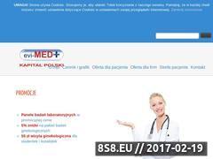 Miniaturka Klinika evi-med (www.evi-med.pl)