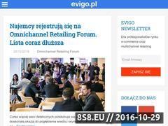Miniaturka evigo.pl (E-commerce - Evigo.pl)