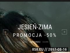 Miniaturka ewabien.com (Luksusowa bielizna damska)