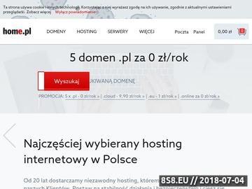 Zrzut strony Lublin Stylizacja Paznokci