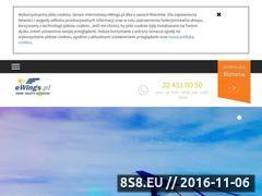 Miniaturka domeny www.ewings.pl