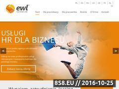 Miniaturka domeny ewl.com.pl