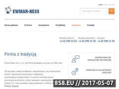 Miniaturka domeny ewmar.com.pl
