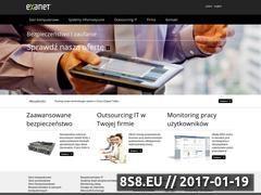 Miniaturka domeny www.exanet.pl
