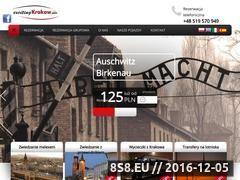 Miniaturka domeny www.excitingkrakow.pl