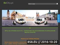 Miniaturka domeny excity.pl