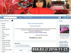 Miniaturka domeny www.exclusivetouch.pl