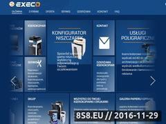 Miniaturka domeny www.execo.pl