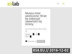 Miniaturka domeny exlab.pl