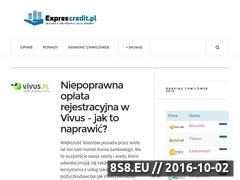 Miniaturka domeny exprescredit.pl