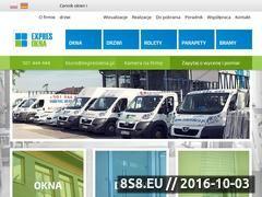 Miniaturka domeny www.expresokna.pl