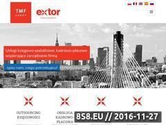 Miniaturka domeny www.extor.pl
