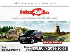 Miniaturka domeny extra-bus.pl