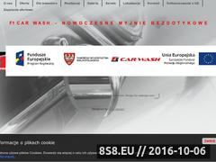 Miniaturka domeny www.f1carwash.pl